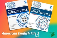 صعود به قله موفقیت با مجموعه American English File