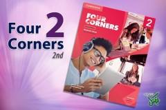 مجموعه Four Corners یک مجموعه جامع برای یادگیری زبان